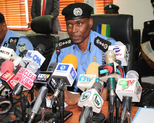COVID-19: IGP raises alarm over crime trends, places interpol on red alert