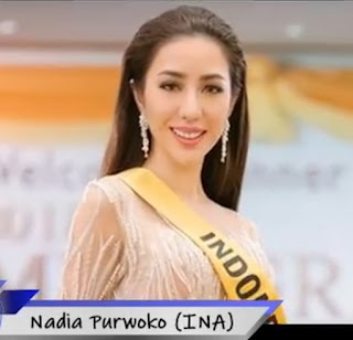 Miss Grand International Nadia Purwoko