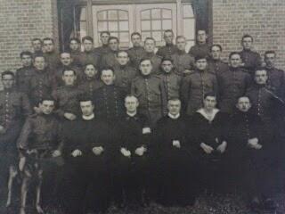 dienstplichtigen eerste wereldoorlog