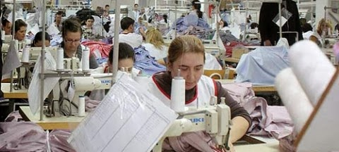 Macedonian textile industry to break at the European market
