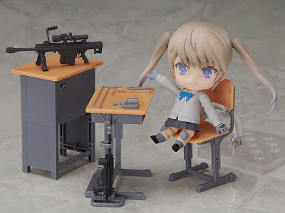 "Nendoroid Maria Teruyasu de ""Little Armory"" - Good Smile Company"