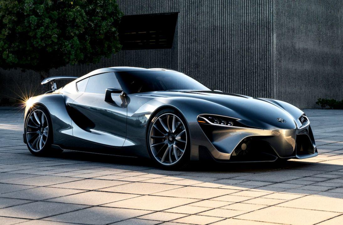 Toyota Silver Sport Car Carik Wallpapers