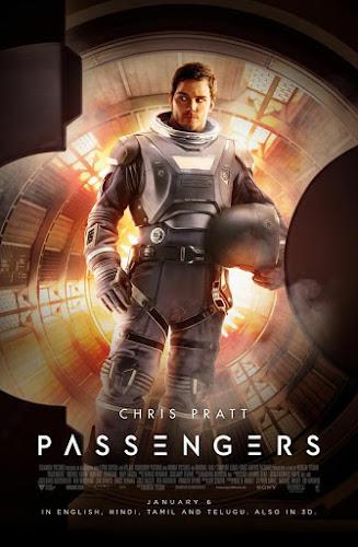 Passengers (BRRip 720p Dual Latino / Ingles) (2016)