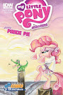 MLP Micro Series #5 Comic Cover Double Midnight Variant