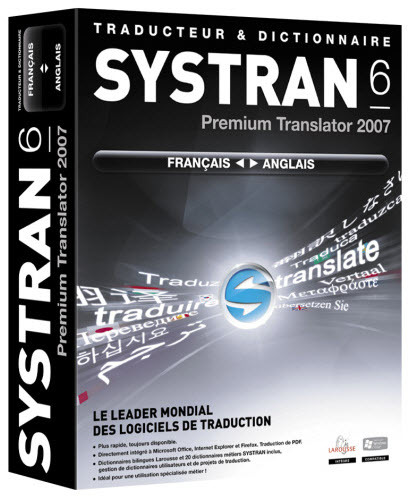 gratuitement systran 7 premium translator