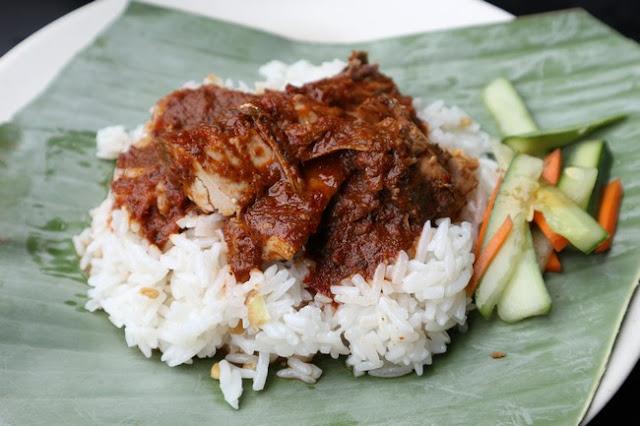 Nasi Dagang Terengganu Bukit Besar