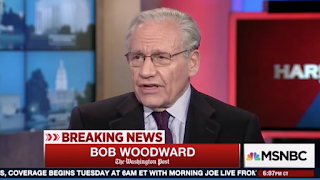 Woodward: Press 'Shouldn't Whine,' Not In 'Media's Interest' To Have 'War' With Trump - We Should Continue Investigations