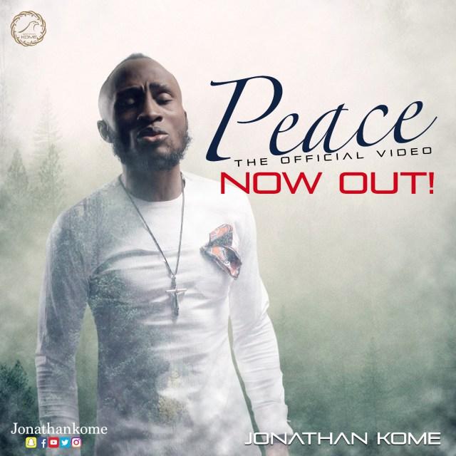Video: Peace -  Jonathan Kome