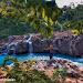 Curug Campang Tiga Desa Campang Tiga kec. Sidomulyo Lampung Selatan
