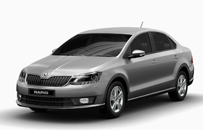 2017 Skoda Rapid Monte Carlo Sedan car