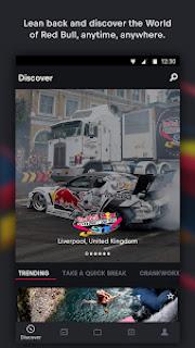 تحميل تطبيق Red Bull TV: Live Sports, Music & Entertainment v4.4.11.13 (Mod) Apk