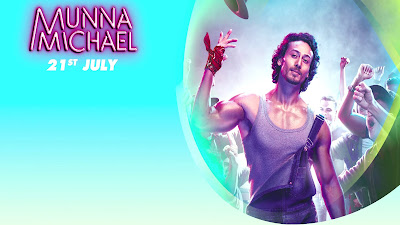 Munna Michael Movie Poster Wallpaper
