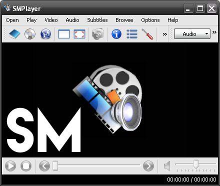 SM Player, terlalu jadul untuk media player sekarang, kurang keren bagian tampilan