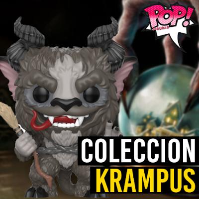 Lista de figuras funko pop de Funko POP Krampus