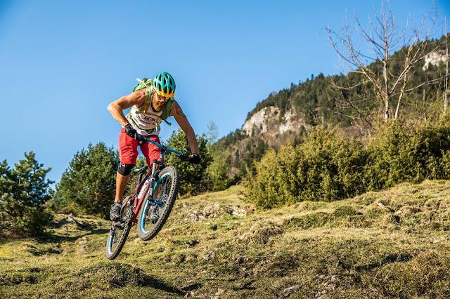 Technisch anspruchsvoller Bike Trail S3