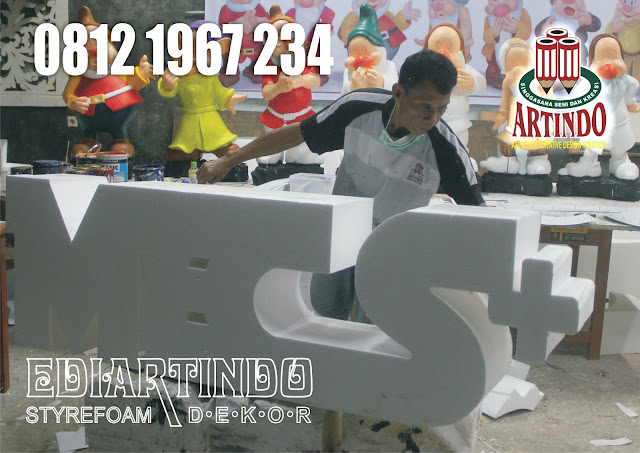 proses Pembuatan Logo Motif Balok Kayu