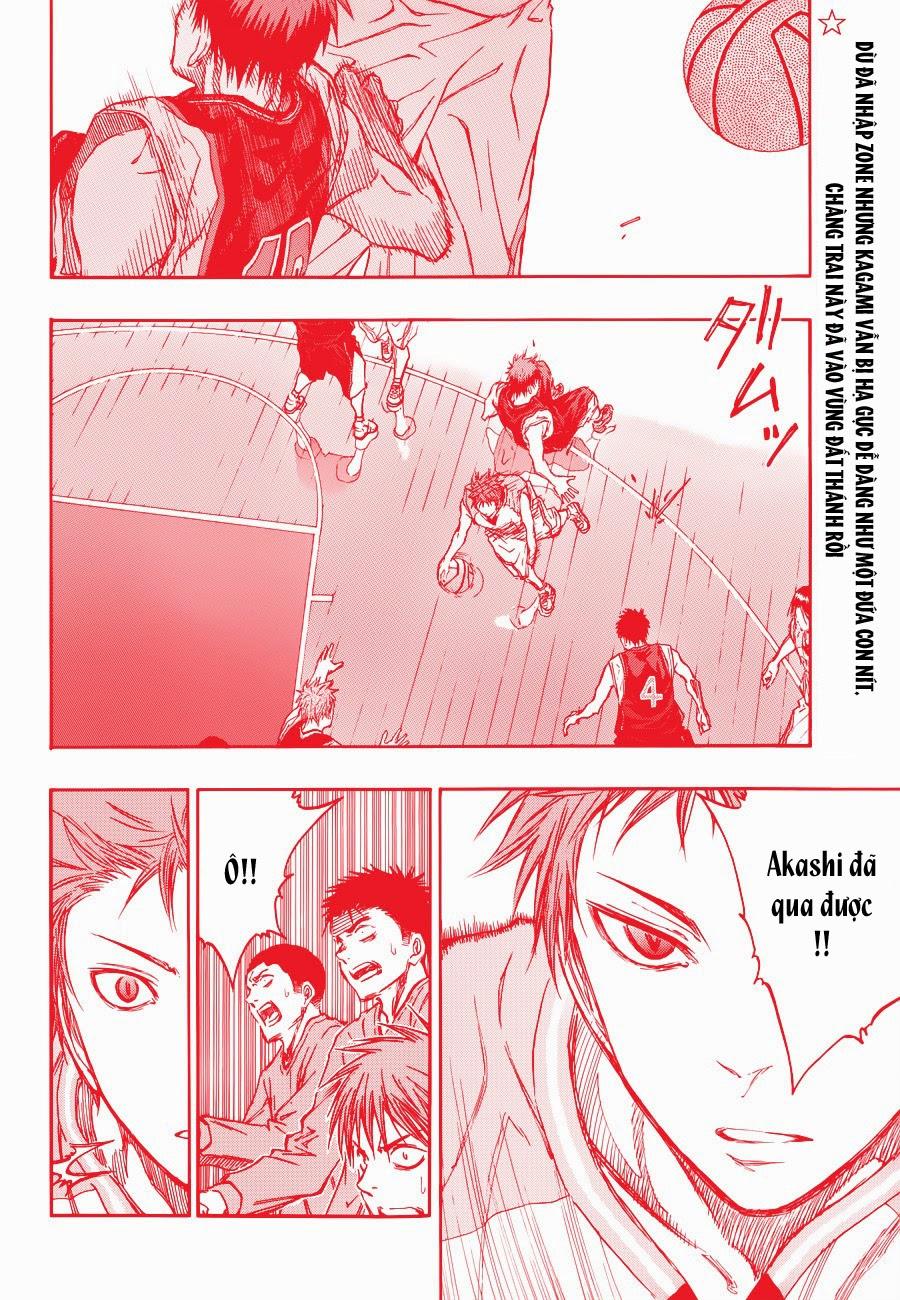 Kuroko No Basket chap 235 trang 4