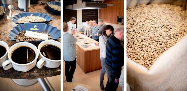 Kaffee Workshop - Kaffee Verkostung   titatoni - Renate Bretzke