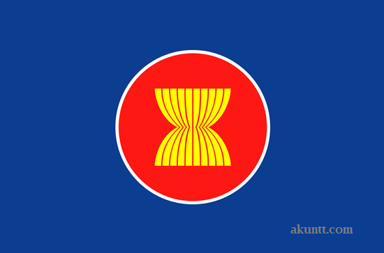 lambang organisasi Asean