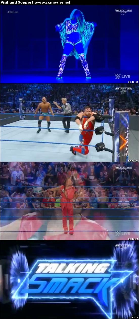 WWE Smackdown Live 04 April 2017 HDTV 480p
