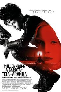Review – Millennium: A Garota na Teia de Aranha