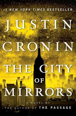 The City of Mirrors by Justin Cronin - book cover