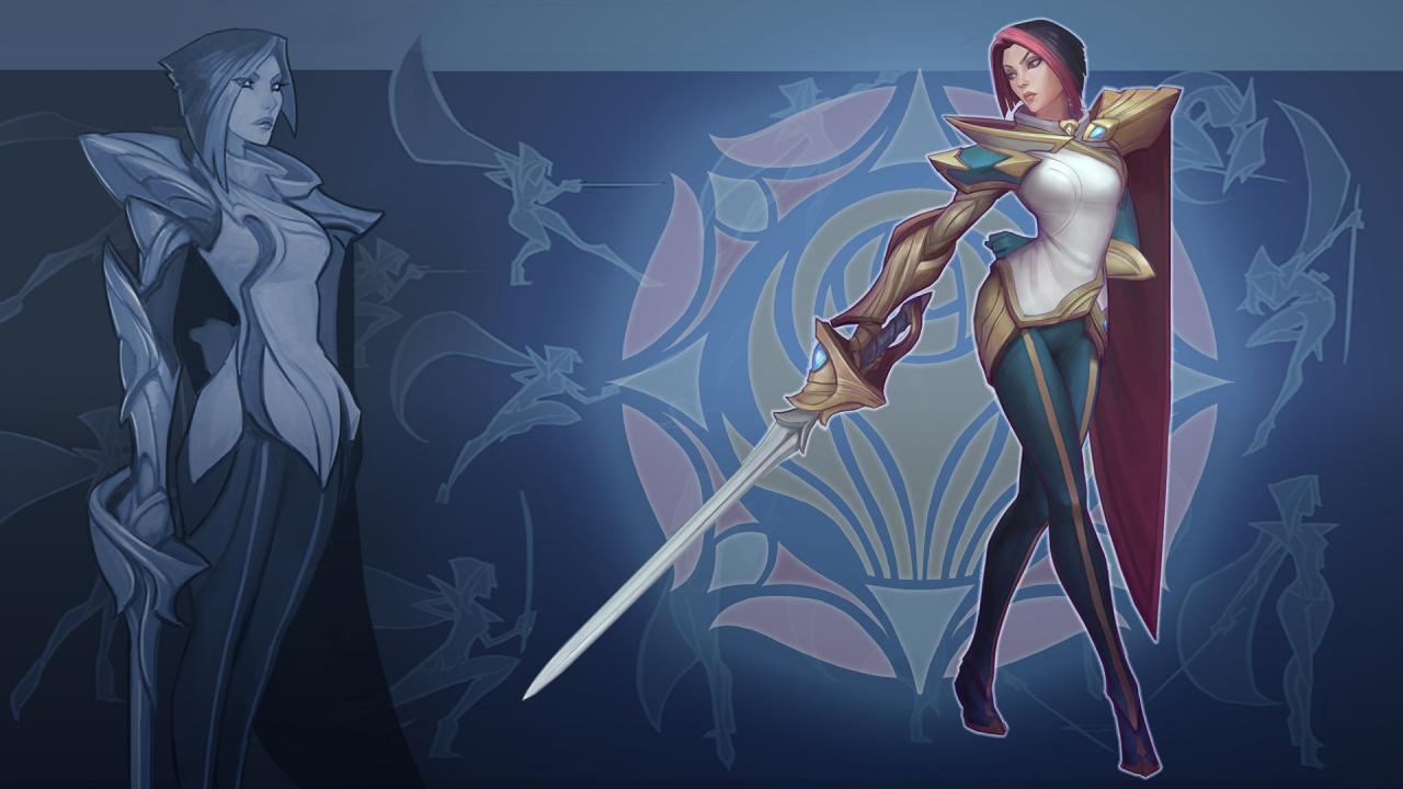 Surrender at 20: Champion Update: Fiora