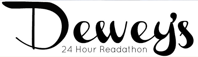 Image result for dewey's 24 hour readathon