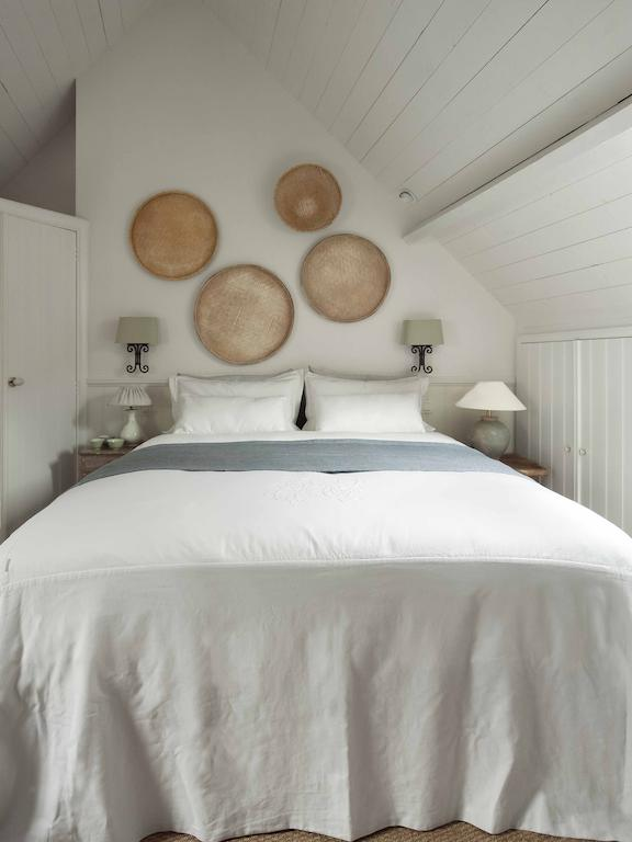 Belgian interior design by Natalie Haegeman in Groeninghe White Rooms Bruges Apartment - found on Hello Lovely Studio