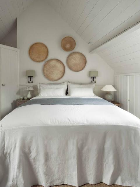 Belgian interior design by Natalie Haegeman in Groeninghe White Rooms Bruges Apartment - found on Hello Lovely Studio