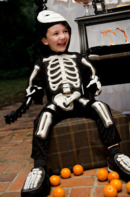 Skeleton Costume by Party City