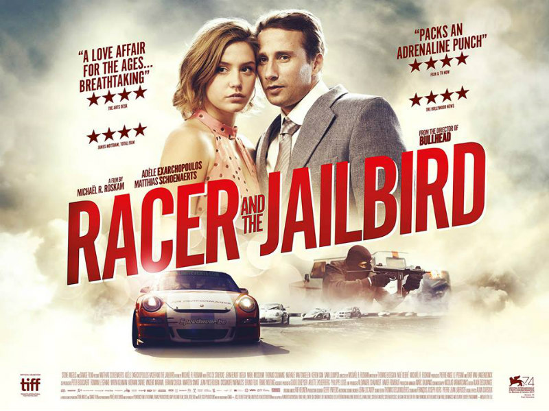 RACER AND THE JAILBIRD uk poster