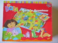Dora's avontuur, University games