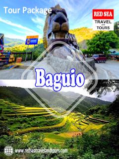 BAGUIO TOUR 2D1N