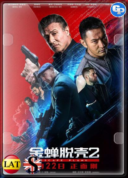 Escape Plan 2: Hades (2018) HD 720P LATINO/INGLES