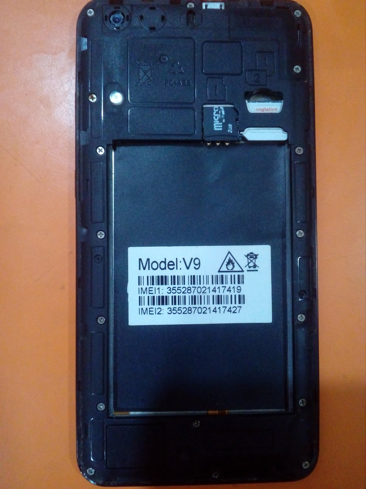 GSM KAWSAR: Vivo V9 Clone Flash File MT6580 100%Tested