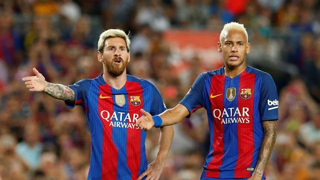 Messi oculta la crisis de Neymar