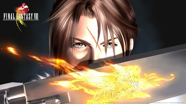 Penjelasan Cerita Final Fantasy VIII