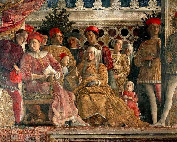 Chapel of San Giovanni Battista in Mantua