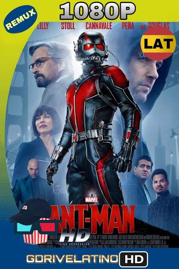 Ant-Man: El Hombre Hormiga (2015) BDRemux 1080p Latino-Ingles MKV