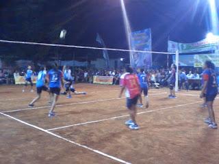 Tim  Putri Kusuma Bhirawa Ponorogo Lolso ke Final Turnamen Voly Piala Bupati Madiun