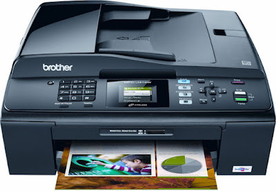 Download Driver Brother MFC-J415W