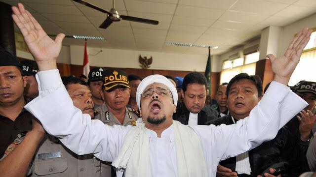 Setelah PMKRI, Kini Giliran Mahasiswa Muslim Laporkan Habib Rizieq ke Polisi