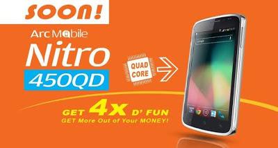 Arc Mobile Nitro 450QD Price