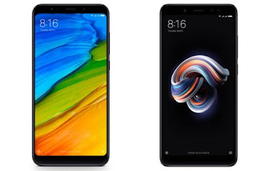 Redmi Note 5, Note 5 Pro Features Price in India and full specification