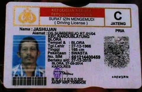 unik di indonesia