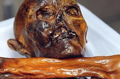 Ο παγωμένος άντρας Ότζι «μίλησε» μετά από 53 αιώνες ( ΗΧΗΤΙΚΟ)