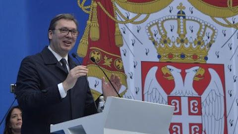 Szijjártó Péter is felszólal a szerb kormánypárt nagygyűlésén