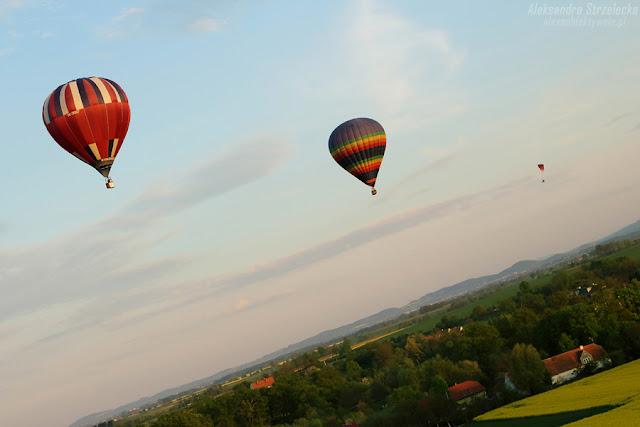 Balloon Festival - Festiwal Balonów  w Krzyżowej  - Krzyżowa