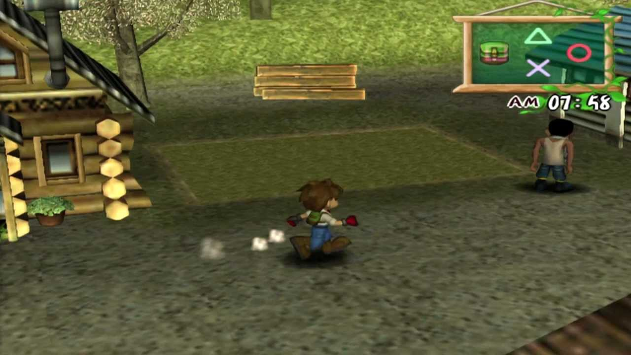 Pcsx2 Harvest Moon A Wonderful Life Special Edition Iso Gemold